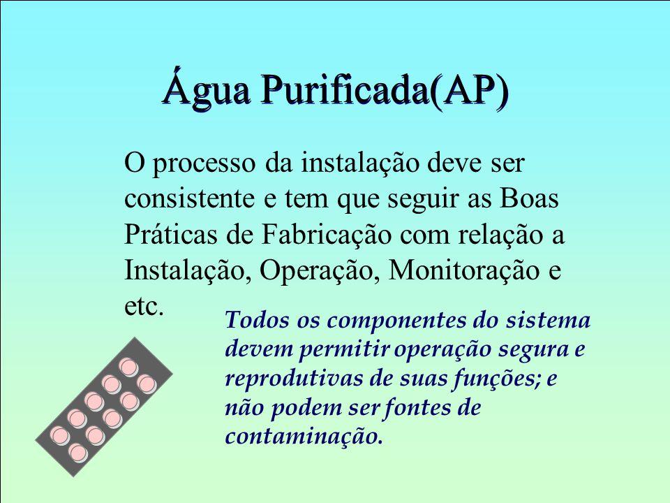 Água Purificada(AP)