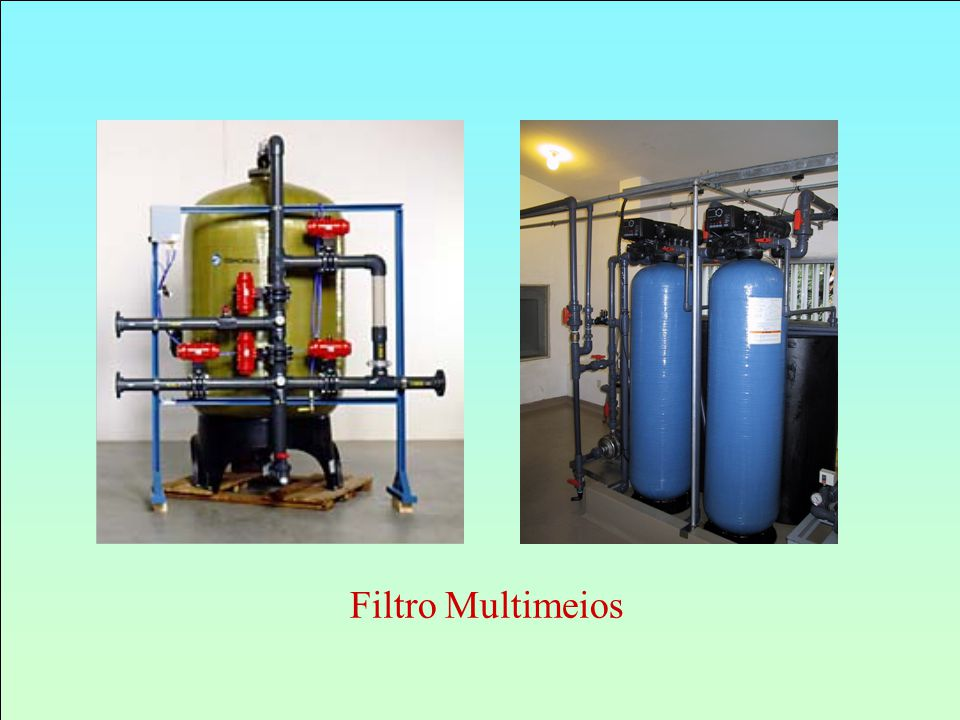 Filtro Multimeios