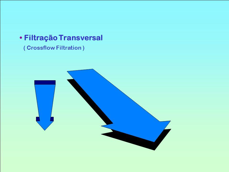 Filtração Transversal ( Crossflow Filtration )