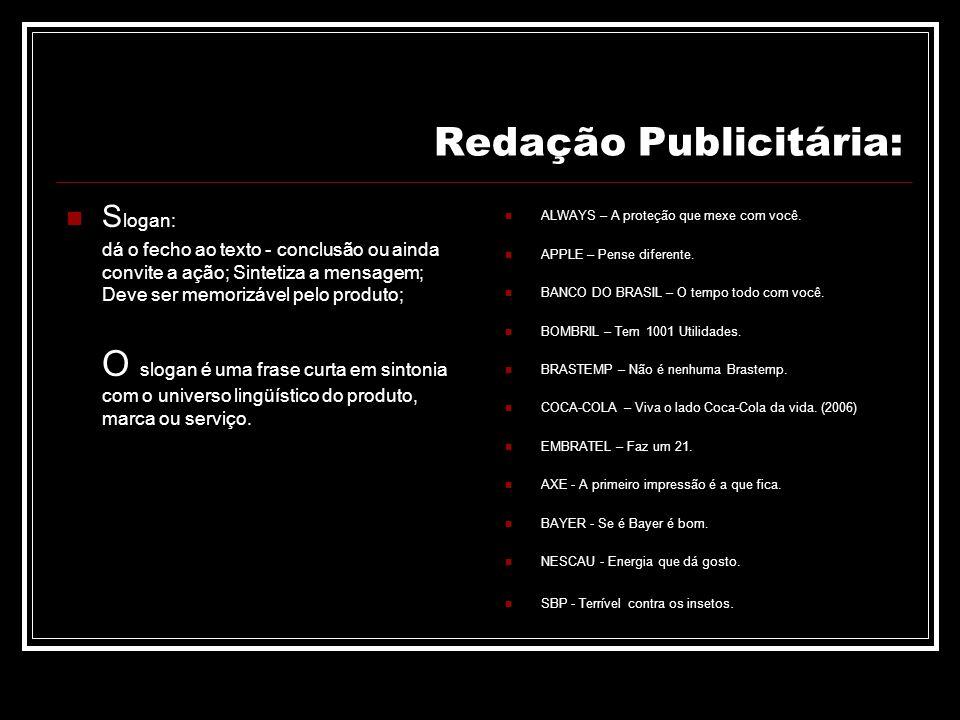 Redação Publicitária: