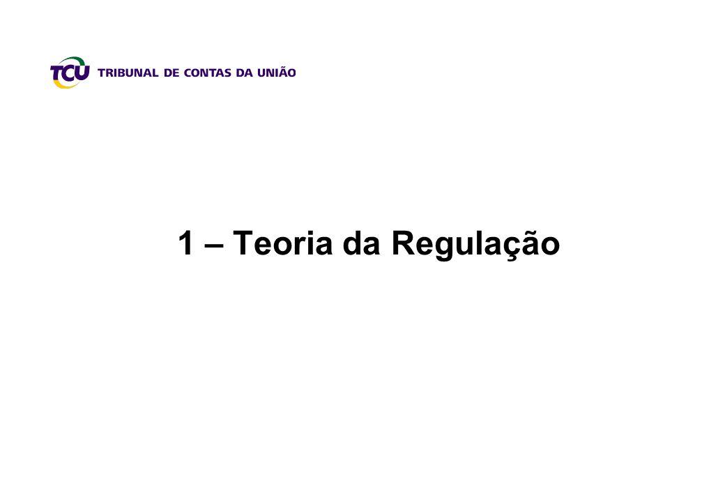 1 – Teoria da Regulação