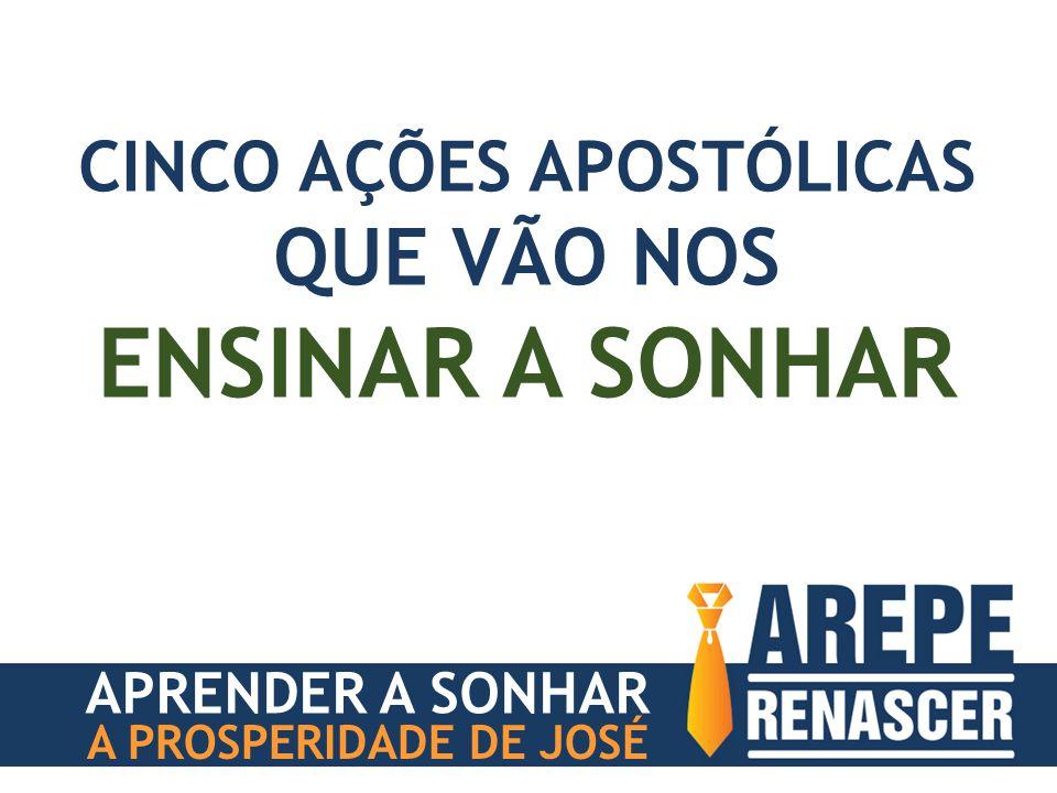 CINCO AÇÕES APOSTÓLICAS
