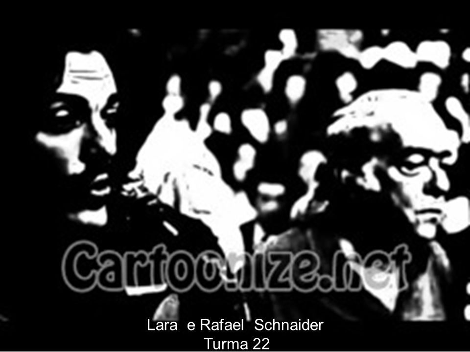 Lara e Rafael Schnaider