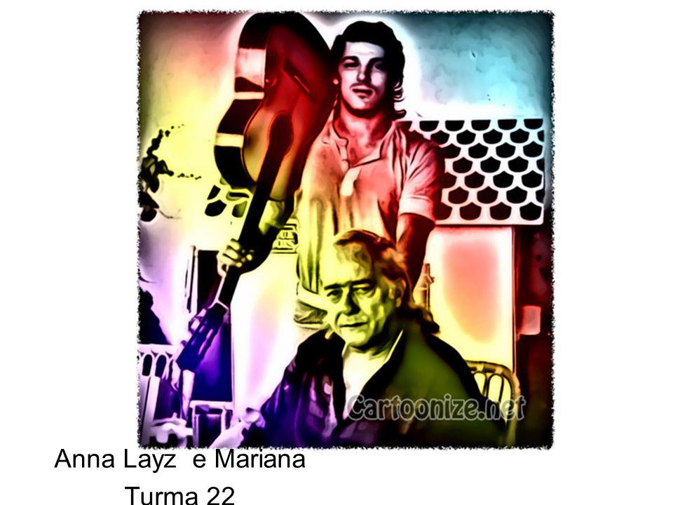 Anna Layz e Mariana Turma 22