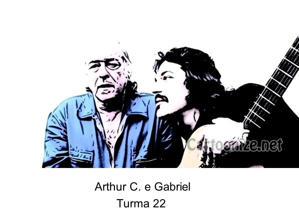 Arthur C. e Gabriel Turma 22