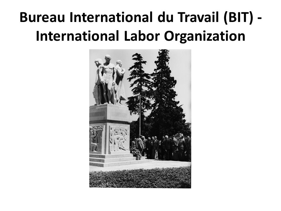 Bureau International du Travail (BIT) - International Labor Organization