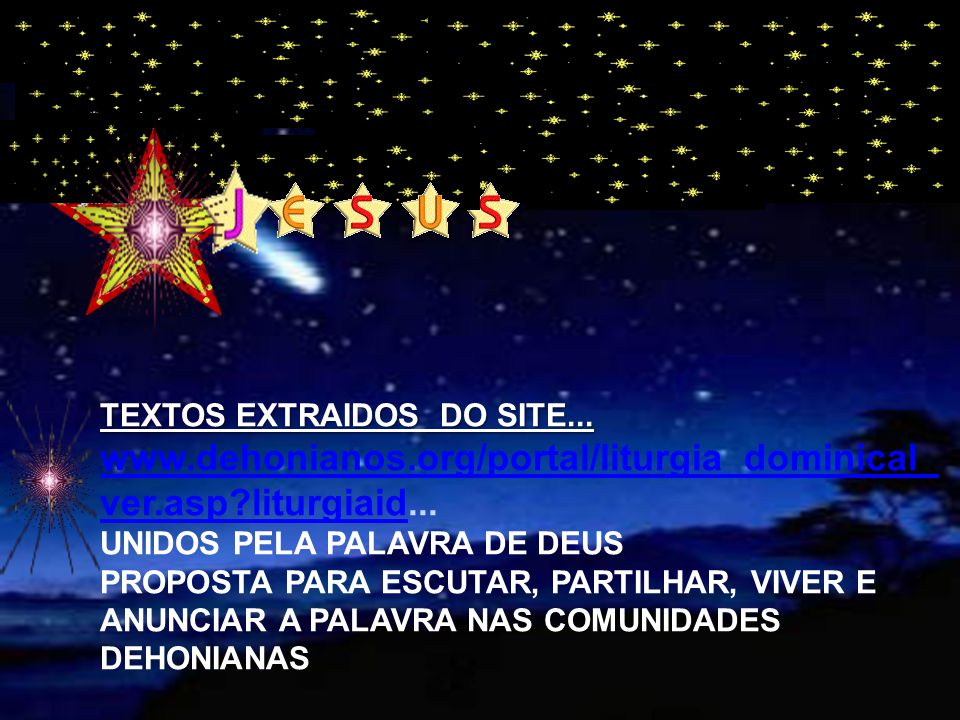 TEXTOS EXTRAIDOS DO SITE...