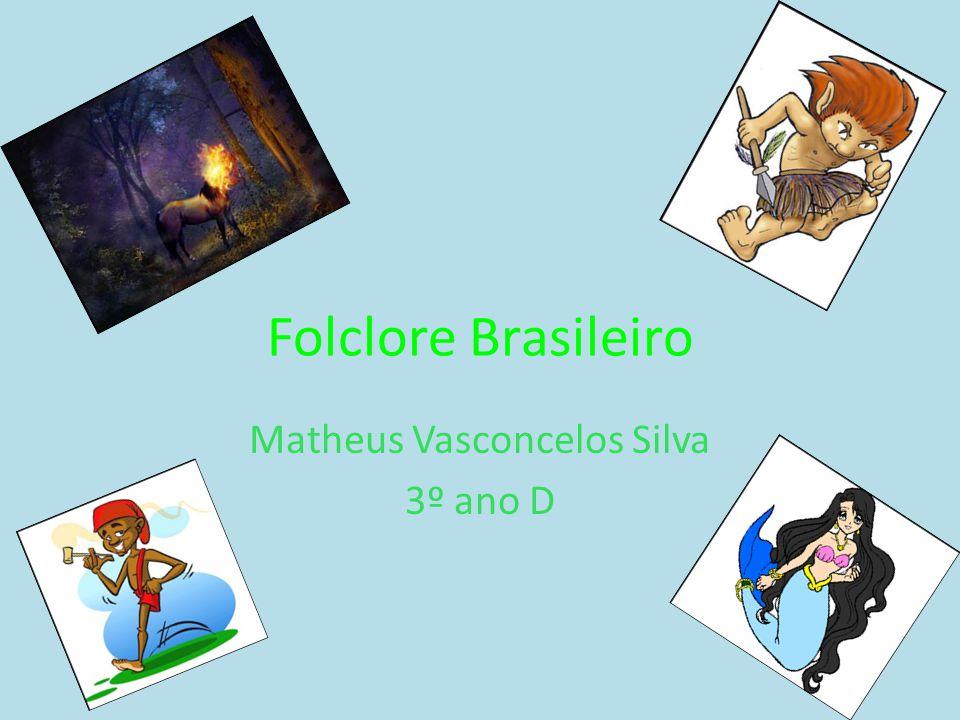Matheus Vasconcelos Silva 3º ano D