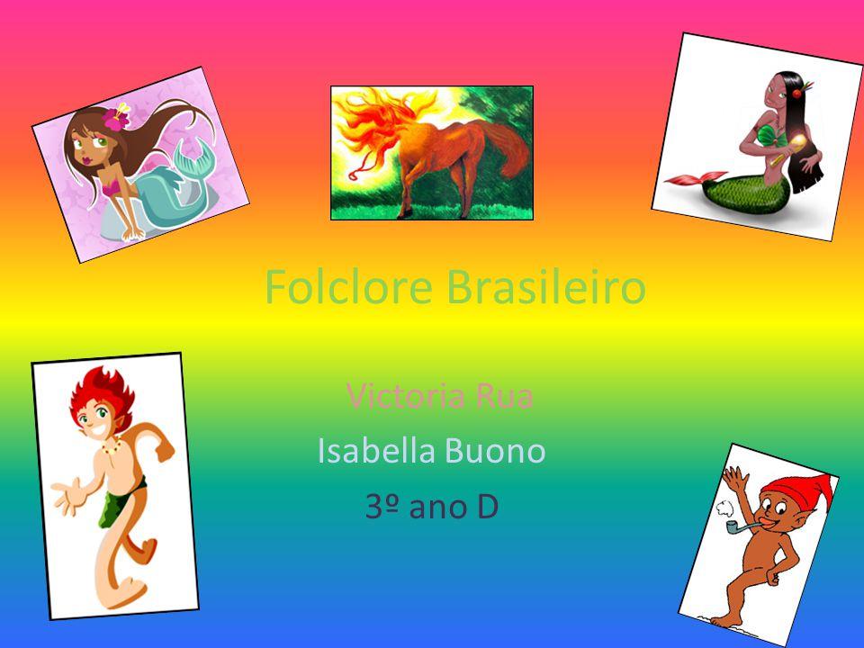 Victoria Rua Isabella Buono 3º ano D