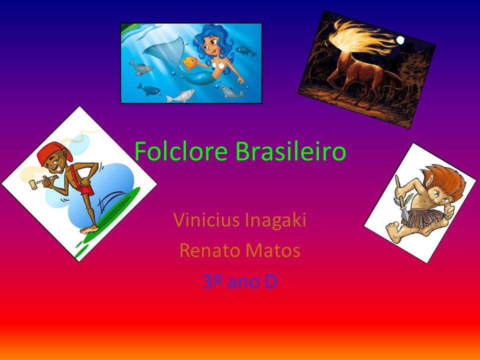 Vinicius Inagaki Renato Matos 3º ano D
