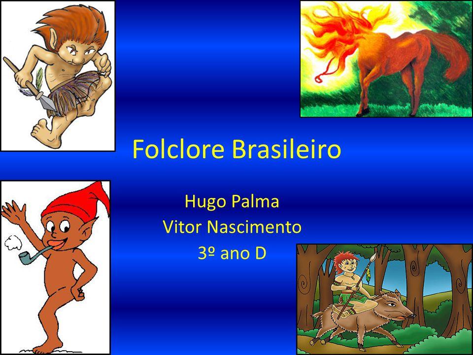 Hugo Palma Vitor Nascimento 3º ano D