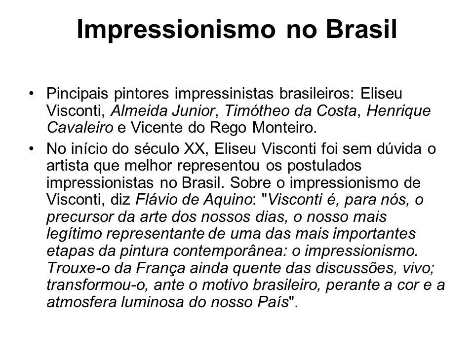 Impressionismo no Brasil