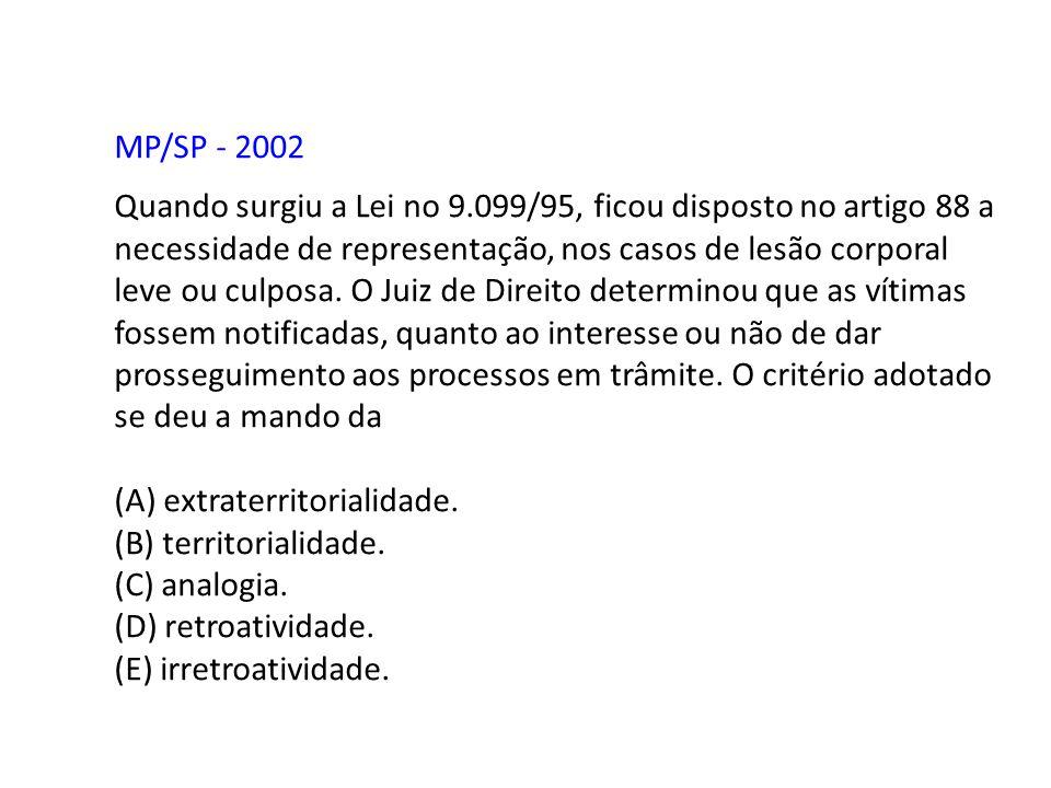 MP/SP - 2002