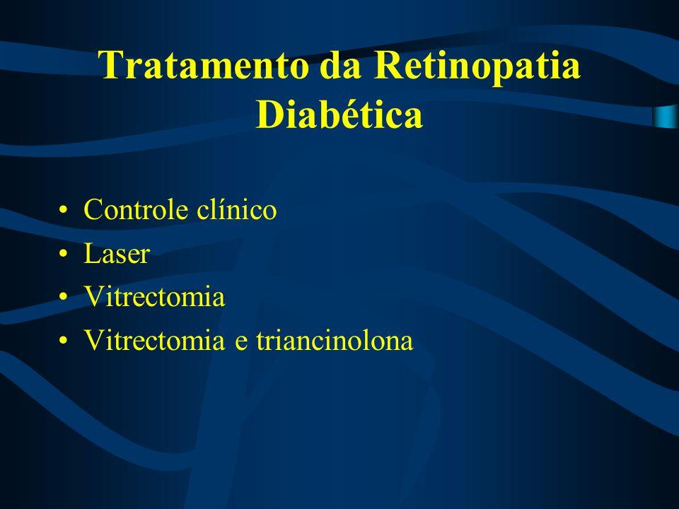 Tratamento da Retinopatia Diabética