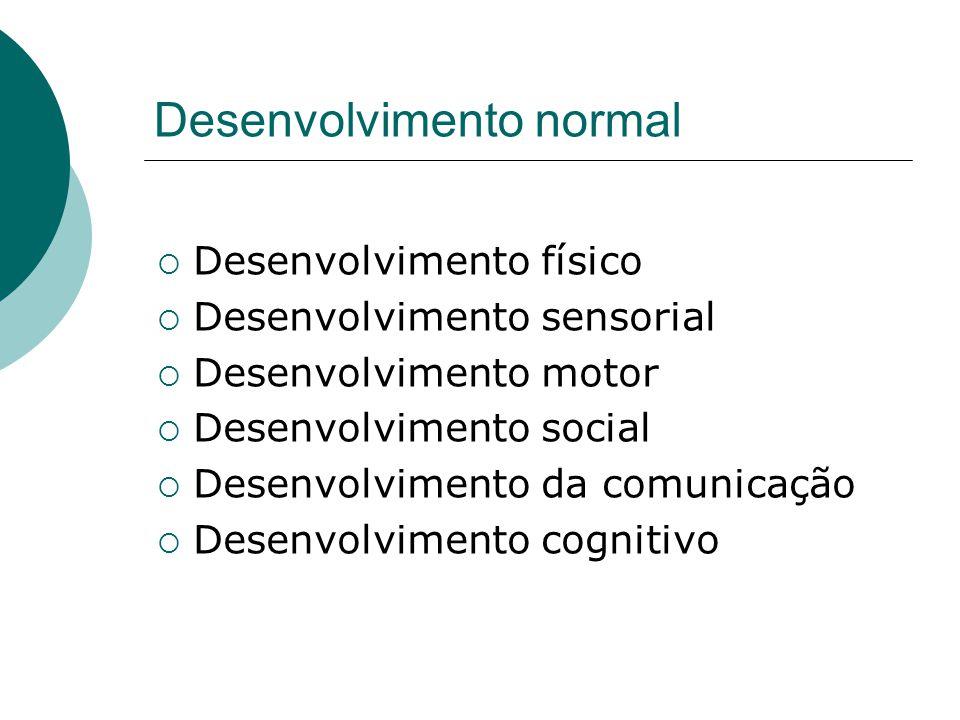 Desenvolvimento normal