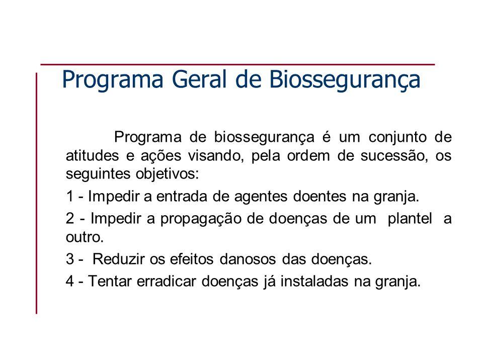 Programa Geral de Biossegurança