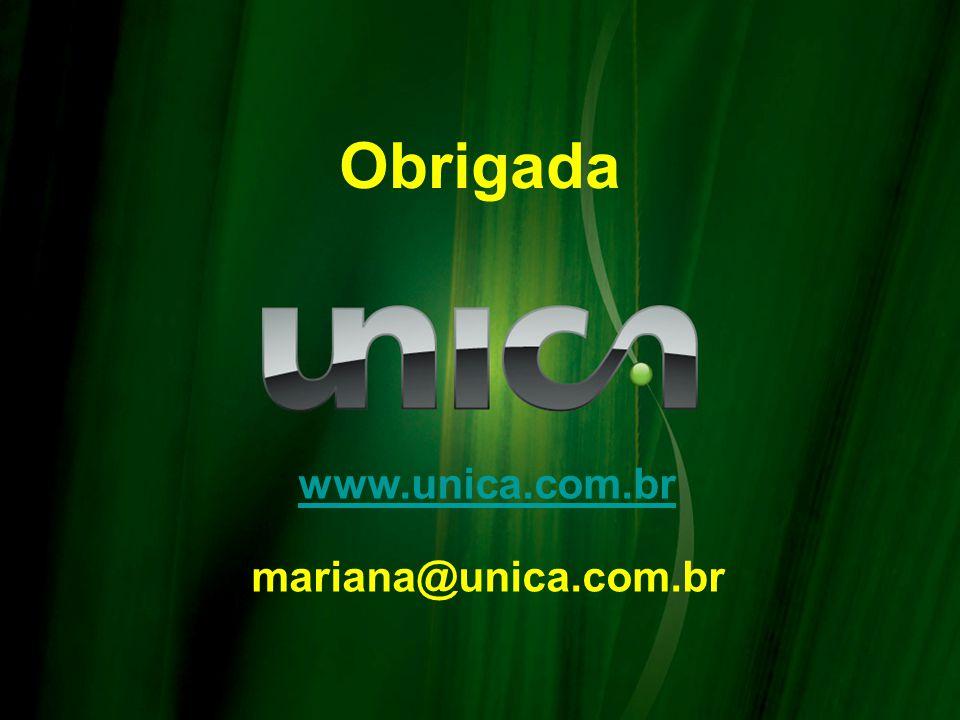 Obrigada www.unica.com.br mariana@unica.com.br 54