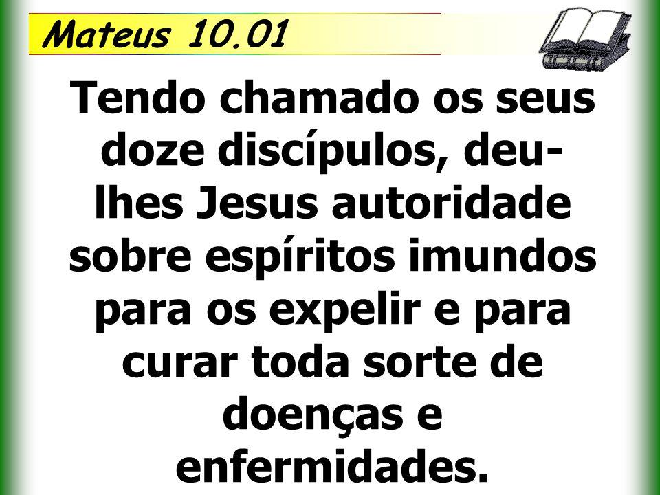 Mateus 10.01