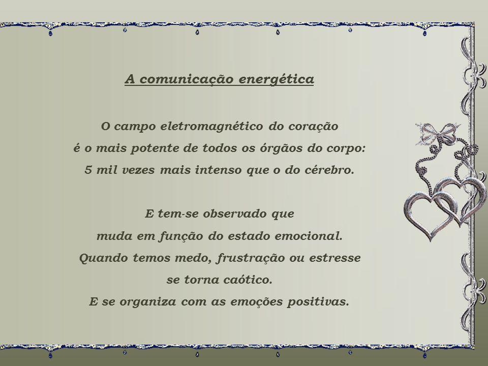 A comunicação energética