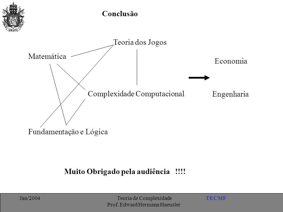 Complexidade Computacional Engenharia