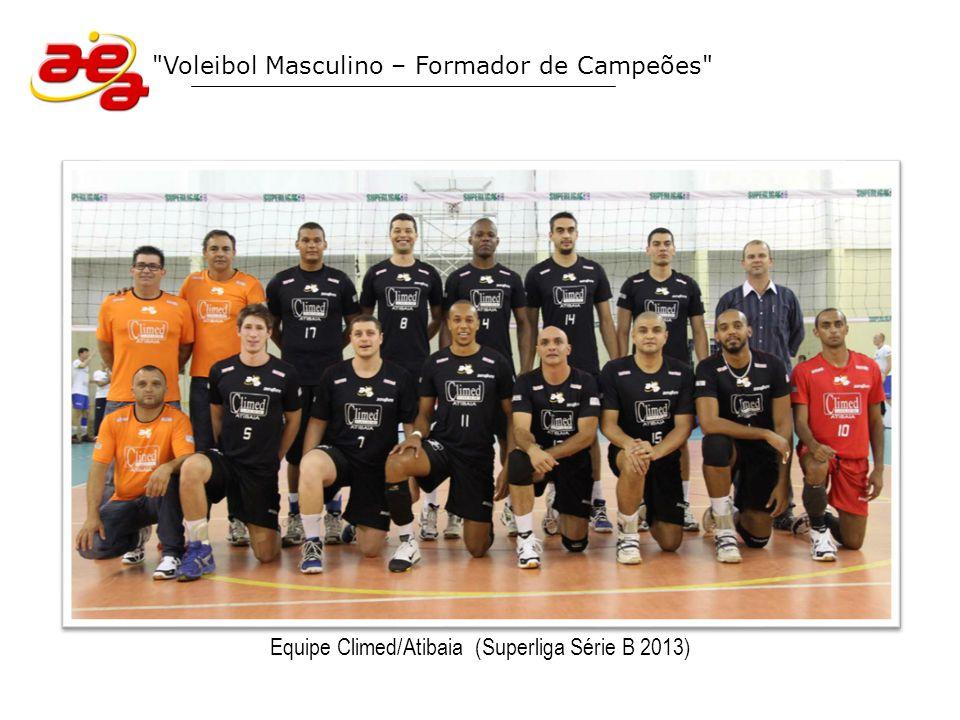 Equipe Climed/Atibaia (Superliga Série B 2013)