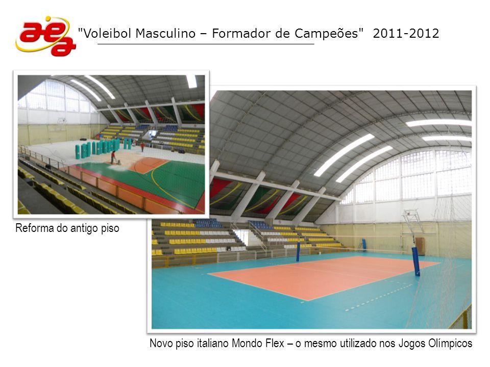 Voleibol Masculino – Formador de Campeões 2011-2012