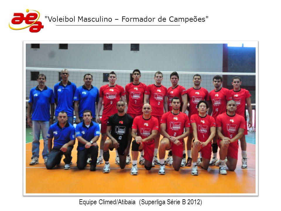 Equipe Climed/Atibaia (Superliga Série B 2012)