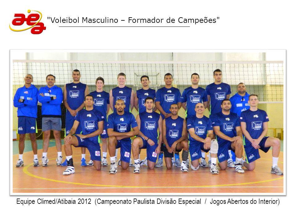 Voleibol Masculino – Formador de Campeões