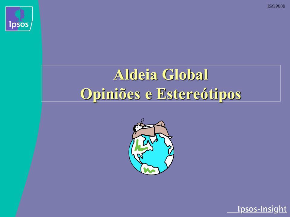 Aldeia Global Opiniões e Estereótipos