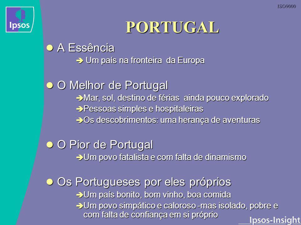 PORTUGAL A Essência O Melhor de Portugal O Pior de Portugal