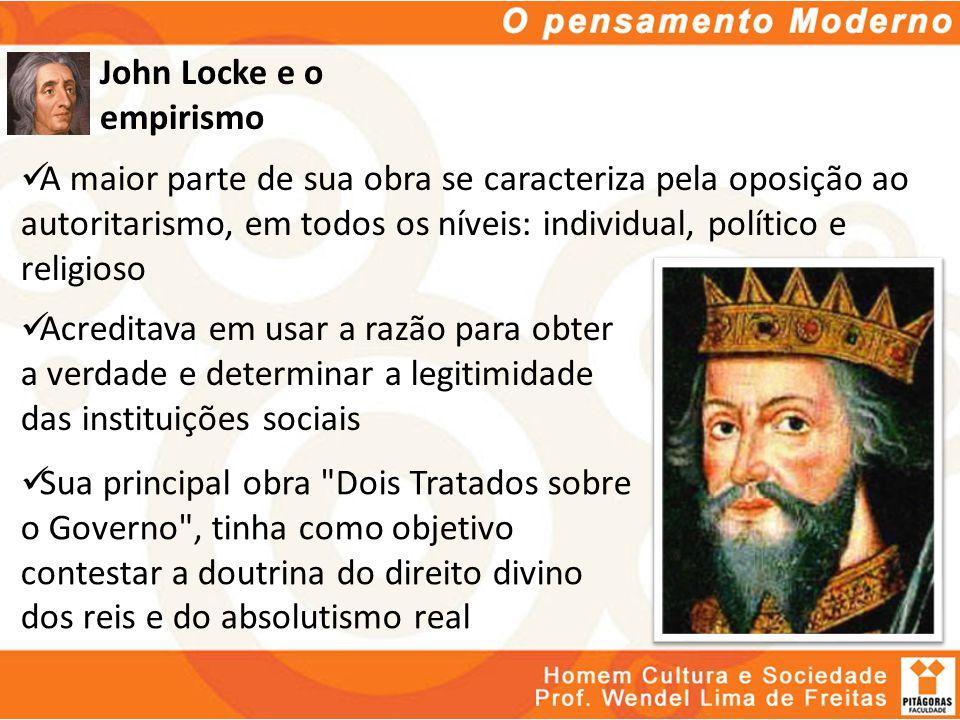 John Locke e o empirismo