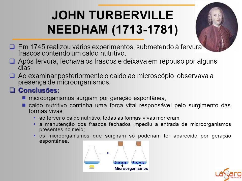 JOHN TURBERVILLE NEEDHAM (1713-1781)