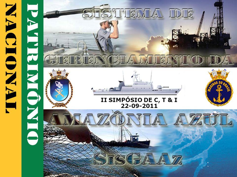 II SIMPÓSIO DE C, T & I 22-09-2011