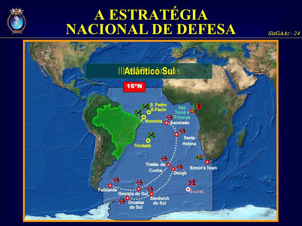 A ESTRATÉGIA NACIONAL DE DEFESA