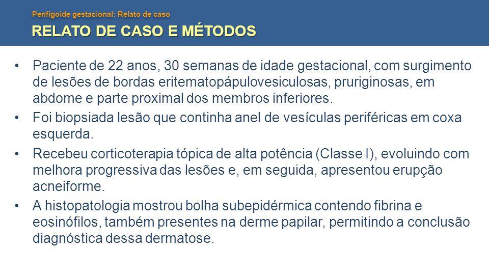 RELATO DE CASO E MÉTODOS