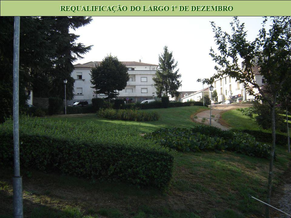 REQUALIFICAÇÃO DO LARGO 1º DE DEZEMBRO