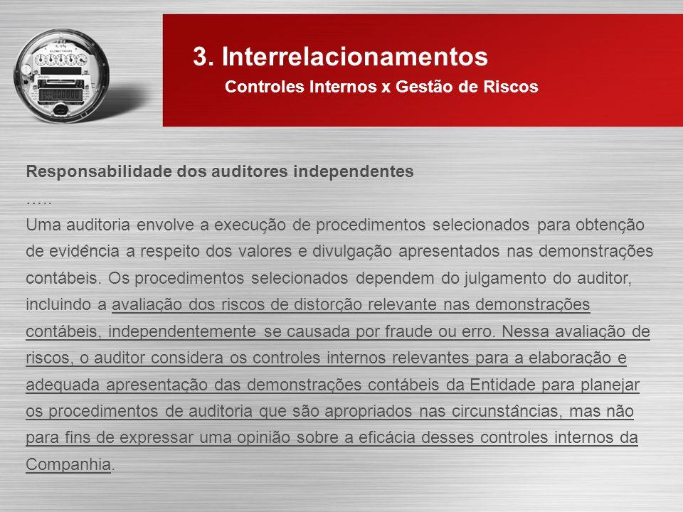 3. Interrelacionamentos