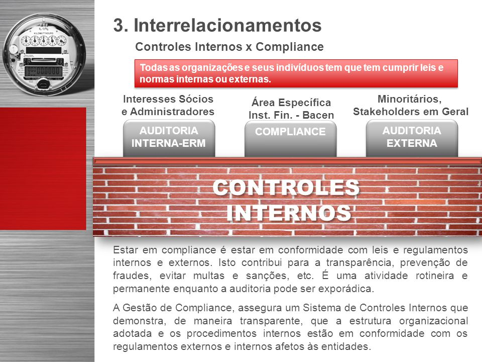 AUDITORIA INTERNA-ERM