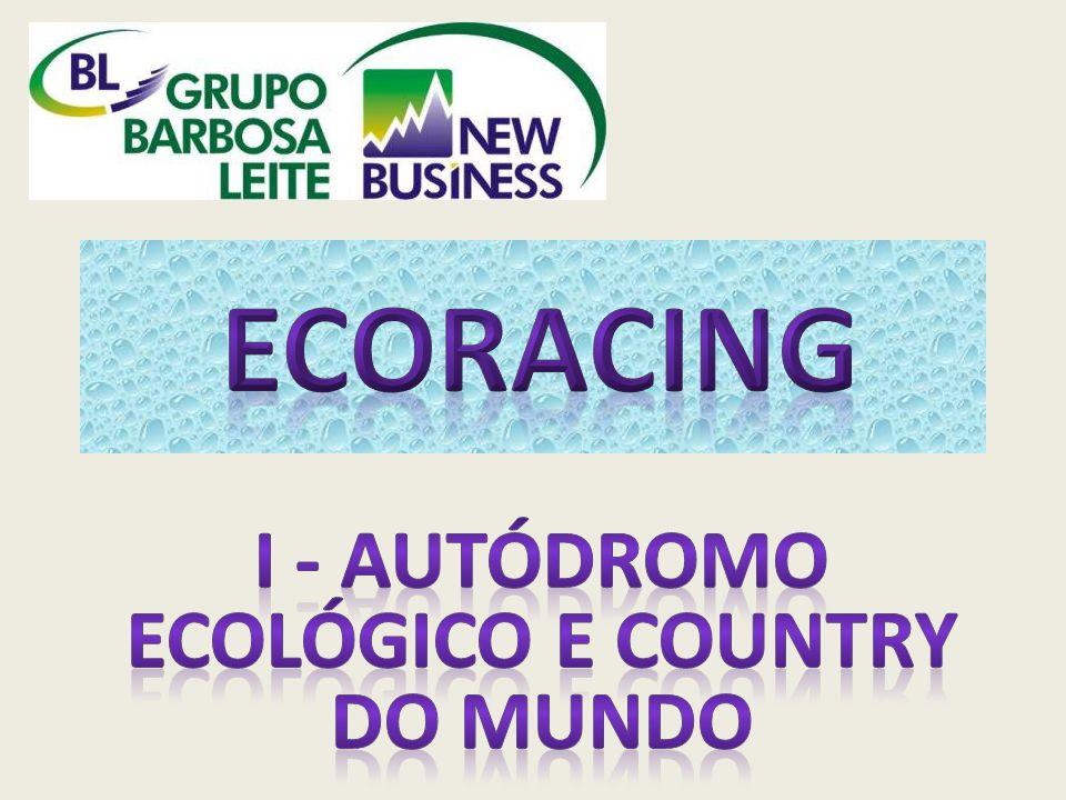 I - AUTÓDROMO ECOLÓGICO E COUNTRY DO mundo