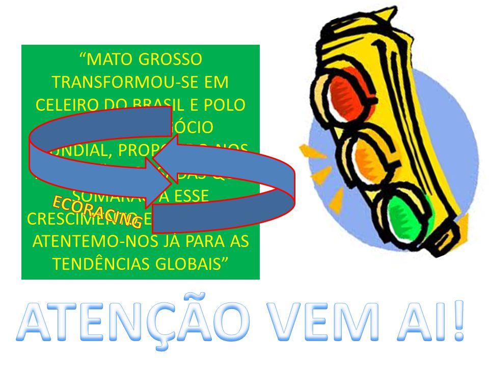 MATO GROSSO TRANSFORMOU-SE EM CELEIRO DO BRASIL E POLO DO AGRONEGÓCIO MUNDIAL, PROPONDO-NOS A CRIAÇÕES OUSADAS QUE SOMARÃO A ESSE CRESCIMENTO ESPETACULAR. ATENTEMO-NOS JÁ PARA AS TENDÊNCIAS GLOBAIS