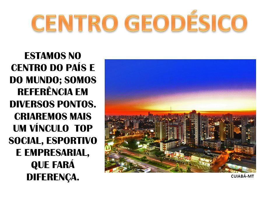 CENTRO GEODÉSICO