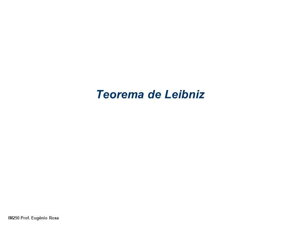 Teorema de Leibniz