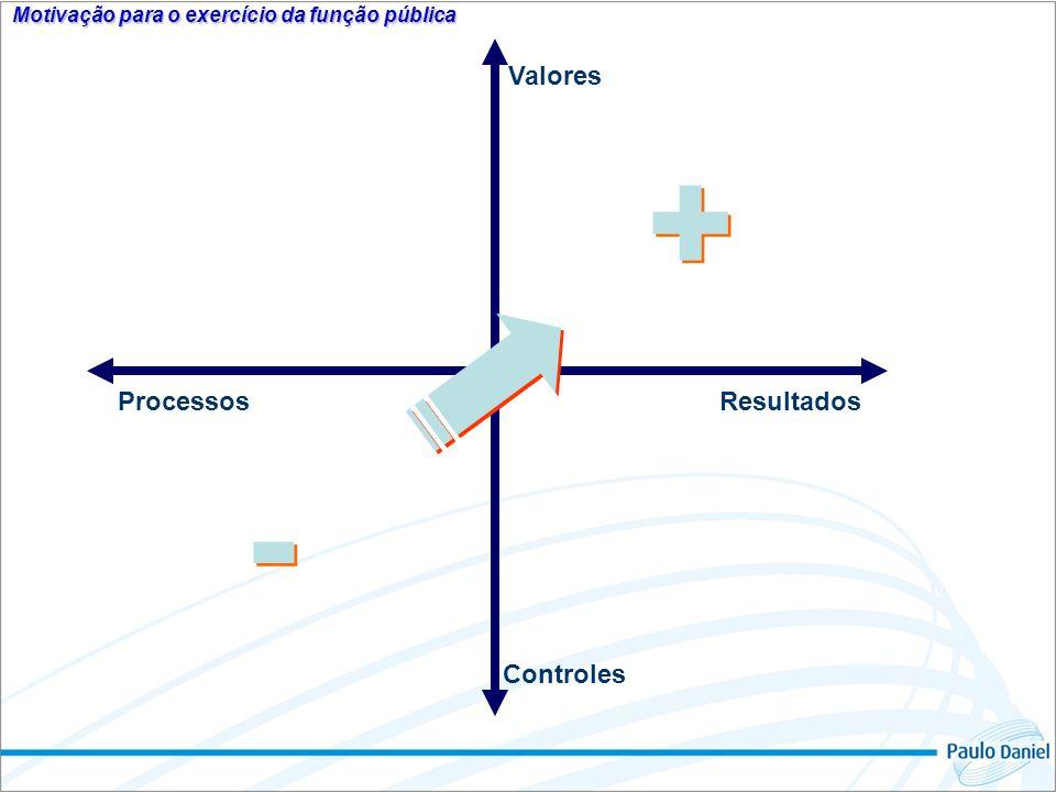 Motivação para o exercício da função pública