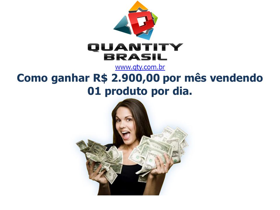 Como ganhar R$ 2.900,00 por mês vendendo