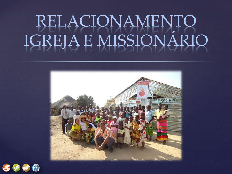 Relacionamento Igreja e Missionário
