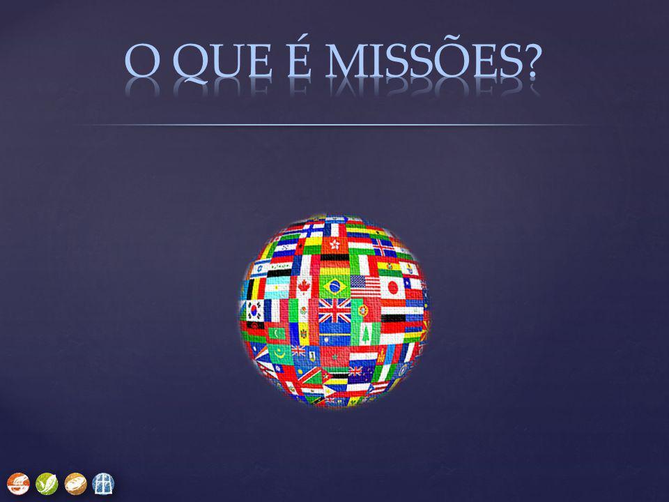 O que é missões