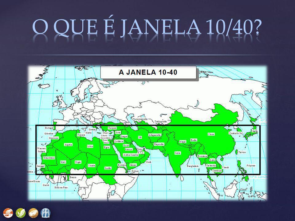 O QUE É JANELA 10/40