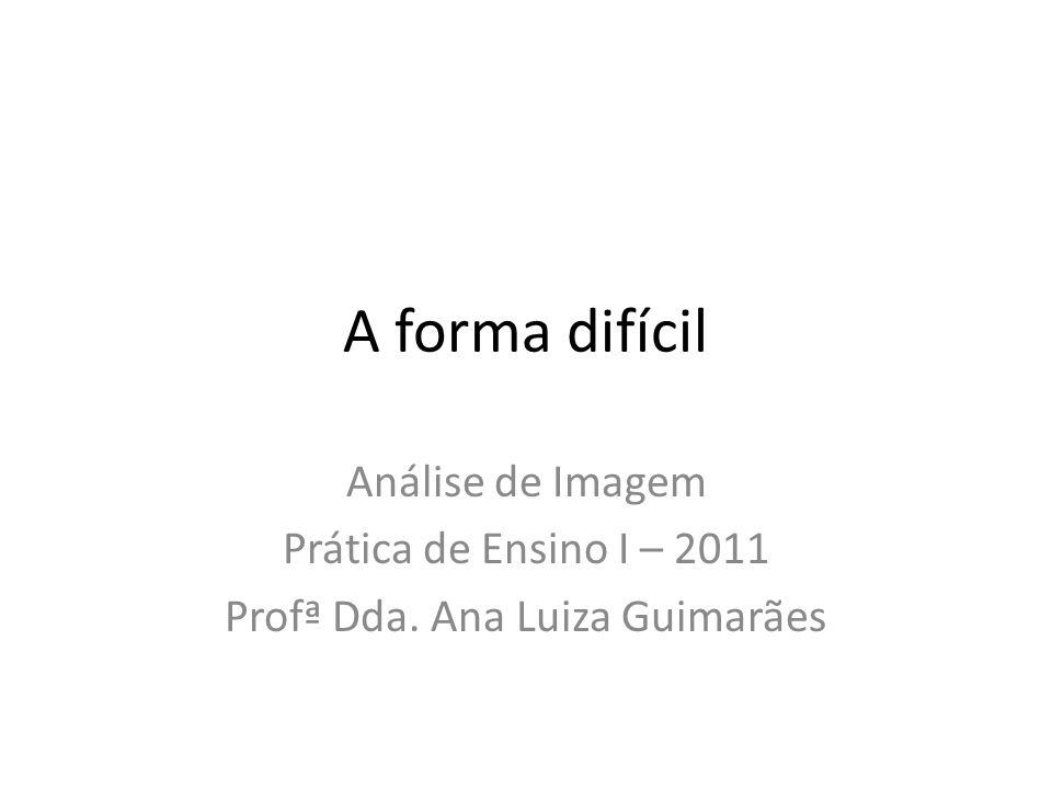 Profª Dda. Ana Luiza Guimarães