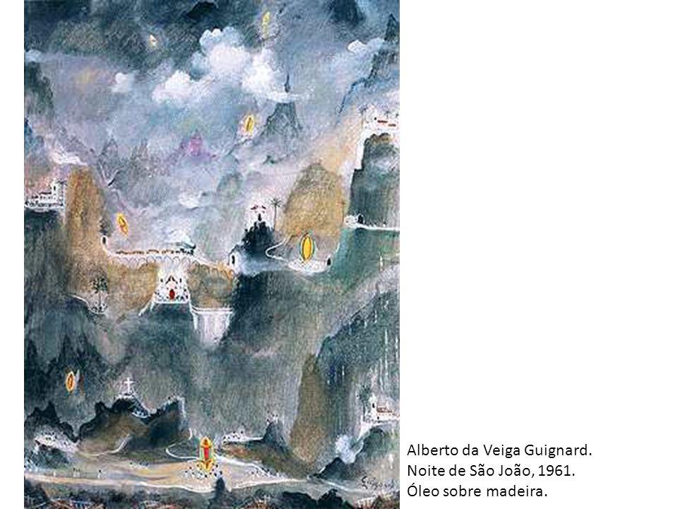 Alberto da Veiga Guignard.
