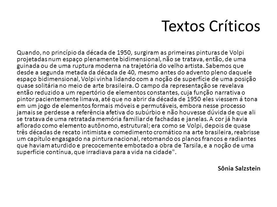 Textos Críticos